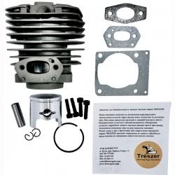 Cylinder and piston kit Trészer Chainsaw 3800, 39mm