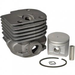 Cylinder and piston kit Trészer Chainsaw Hu 365, 372, 48mm