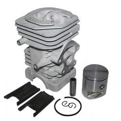 Cylinder and piston kit Trészer Chainsaw Hu 235, 236, 240, 39mm