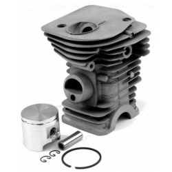 Cylinder and piston kit Trészer Chainsaw Hu 340, 345, 42mm