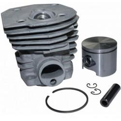 Cylinder and piston kit Trészer Chainsaw Hu 350, 351, 353, JO CS2150, CS2152, 44mm
