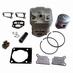 Cylinder and piston kit Trészer Chainsaw Partner 340S, 350S, 360S, Al-Ko BKS, 40.5mm
