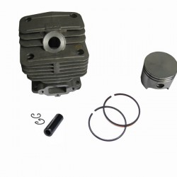 Cylinder and piston kit Trészer Brushcutters Om Sparta 40, 740T, EFCO 8400, 40mm