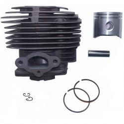 Cylinder and piston kit Trészer Brushcutters Om Sparta 37, 38, 42, 44, 40mm
